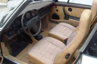 911 G-model SC 3.0 Targa 138kW-version - Main interior photo
