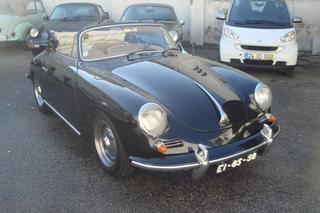 356 B T6 1600 Cabriolet - Main exterior photo