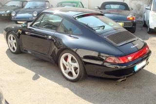 911 993 Carrera 4S 3.6 - Main exterior photo