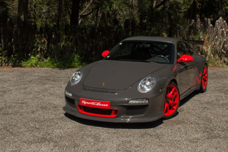 911 997 GT3 RS 3.8 - Main exterior photo