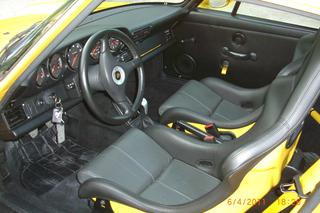 911 993 Carrera RS - Main interior photo
