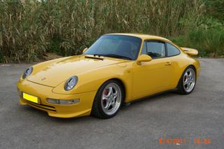 911 993 Carrera RS - Main exterior photo