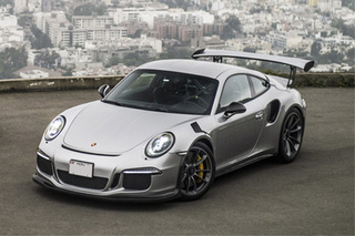 911 991 GT3 RS mk1 - Main exterior photo