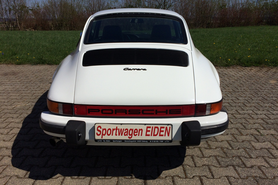 Porsche 911 G-model Carrera 2.7 Coupé 154kW-version, 1975 - #7