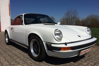 Porsche 911 G-model Carrera 2.7 Coupé 154kW-version, 1975 - Primary exterior photo
