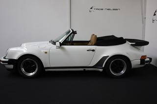 911 G-model Turbo 3.3 Cabriolet 210kW-version - Main exterior photo