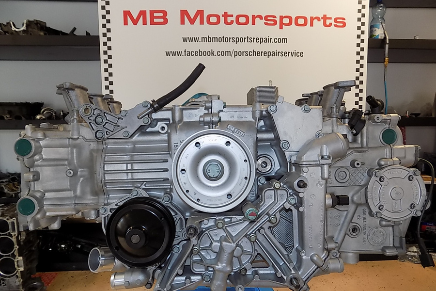 06 08 Porsche 987 Cayman S 3 4l Rebuilt Engine Long Block