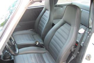911 G-model SC 3.0 Targa 132kW-version - Main interior photo