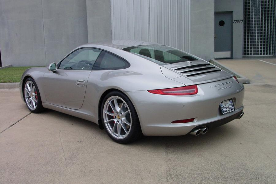 Porsche 911 991 Carrera S 3 8 Coup 233 2012 For Show By Rpm