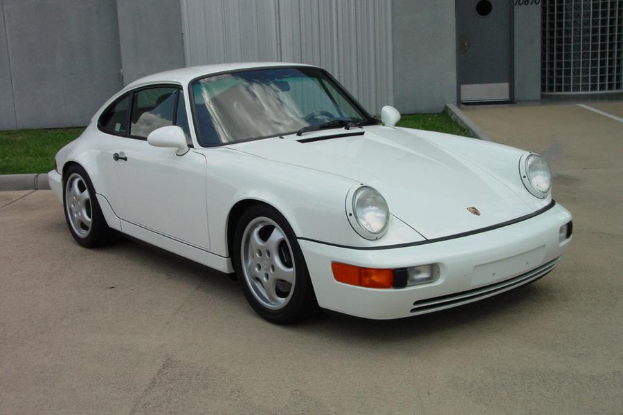 Porsche 911 964 Carrera Cup Usa Edition 1992 For Show By