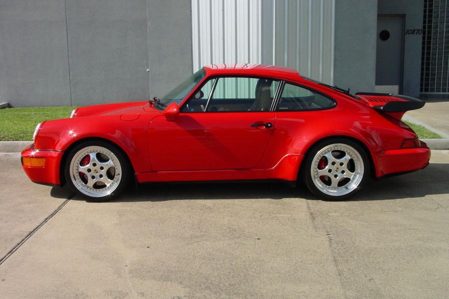 Porsche 911 964 Turbo 3.6, 1994 for show by RPM Sports Cars ...