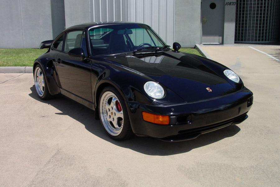 Porsche 911 964 Turbo 3 6 Flachbau X85 1994 For Show By