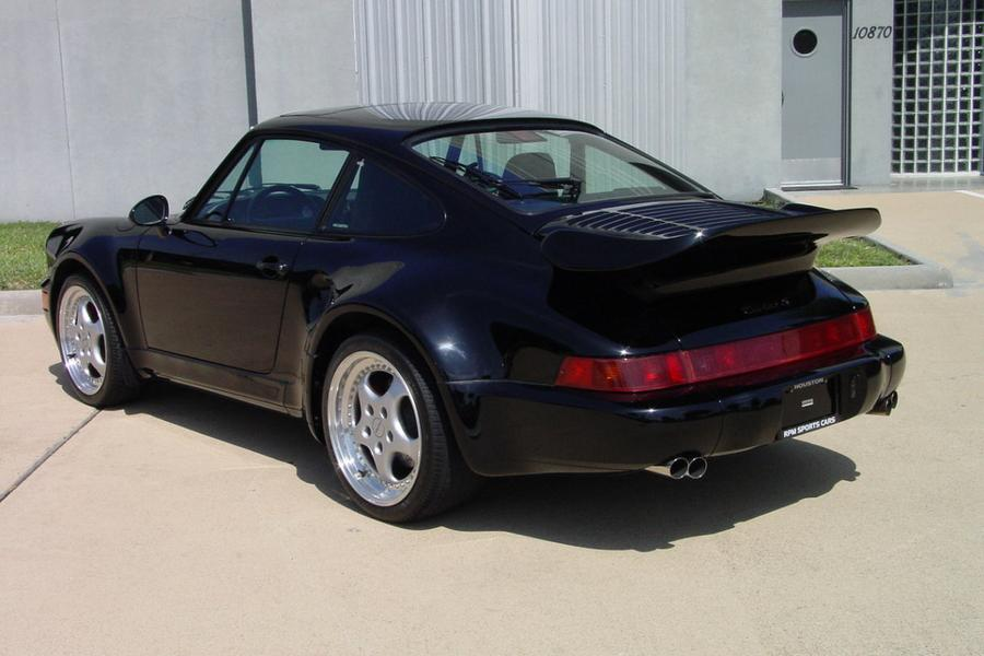 Porsche 911 964 Turbo 3.6 Package, 1994 - #3
