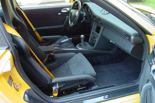 Porsche 911 997 GT2, 2008 - Primary interior photo