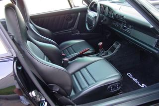 Porsche 911 964 Turbo 3.6 Package, 1994 - Primary interior photo