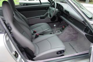 Porsche 911 993 Carrera S 3.6, 1998 - Primary interior photo