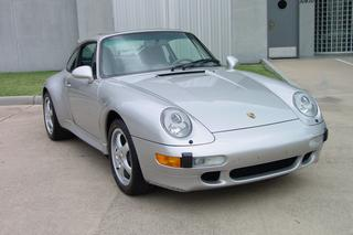 Porsche 911 993 Carrera S 3.6, 1998 - Primary exterior photo