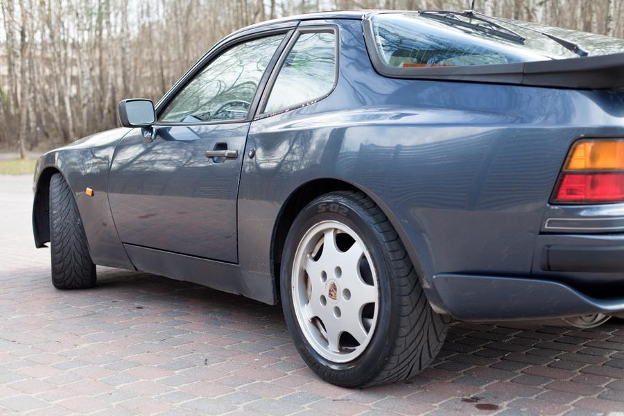 1984 Porsche 944 Owners Manual