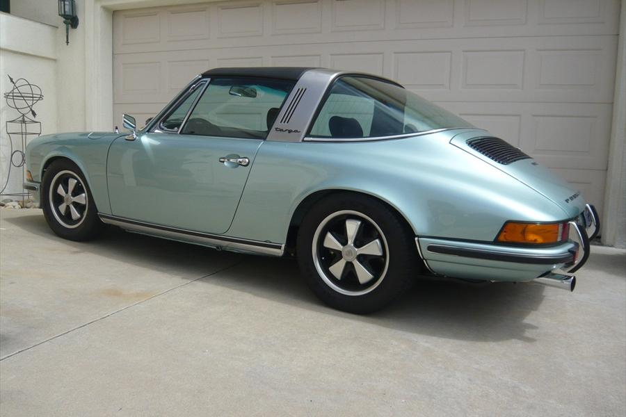 Porsche 911 1 Gen 2 4 T E Targa 1972 For Show By