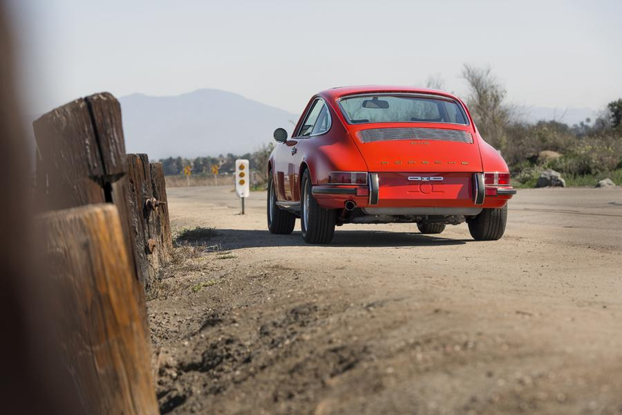 Porsche 911 1.gen. 2.0 S Coupé 125kW-version, 1969 - #29