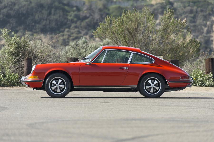 Porsche 911 1.gen. 2.0 S Coupé 125kW-version, 1969 - #1