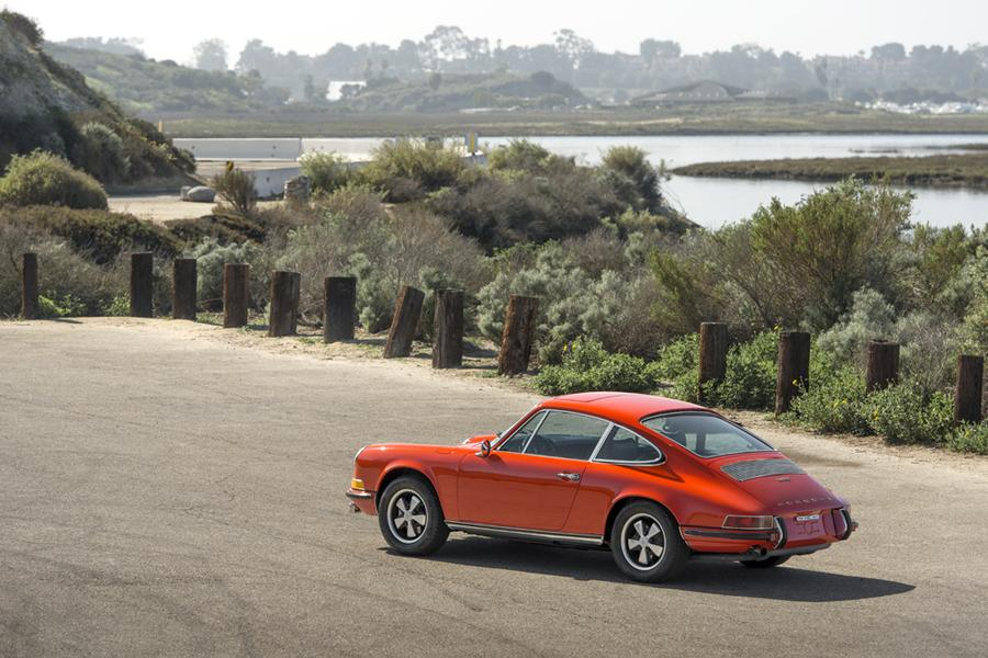Porsche 911 1.gen. 2.0 S Coupé 125kW-version, 1969 - #28