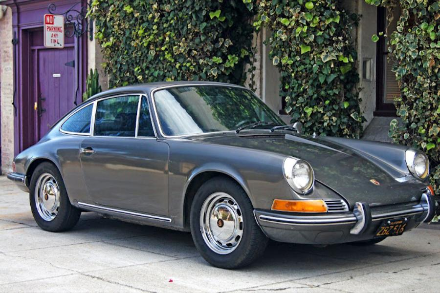 Porsche 911 1 Gen 2 0 T Coup 233 1969 For Show By