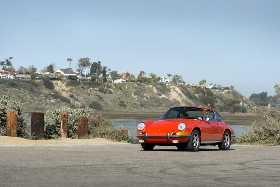 Porsche 911 1.gen. 2.0 S Coupé 125kW-version, 1969 - #27