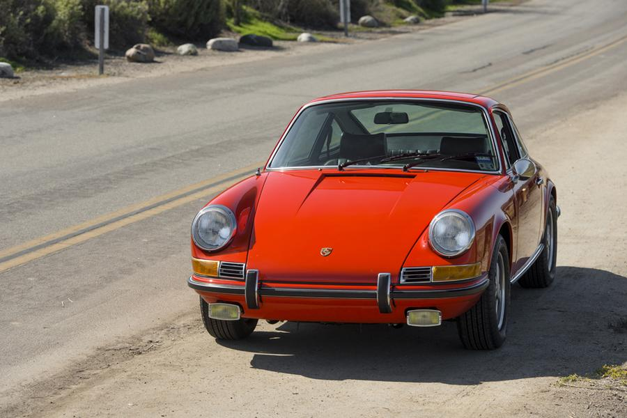 Porsche 911 1.gen. 2.0 S Coupé 125kW-version, 1969 - #26