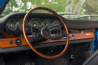 Porsche 911 1.gen. 2.0 Coupé, 1965 - Primary interior photo