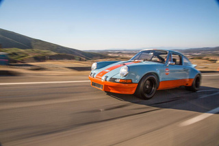 Porsche 911 1.gen. Carrera RSR 3.0, 1973 - Primary exterior photo