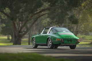 Porsche 911 1.gen. 2.2 E Targa, 1970 - Primary exterior photo