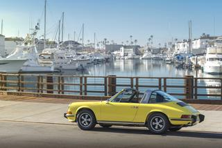 Porsche 911 1.gen. 2.4 E Targa, 1973 - Primary exterior photo