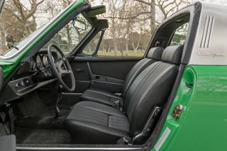 Porsche 911 1.gen. 2.2 E Targa, 1970 - Primary interior photo