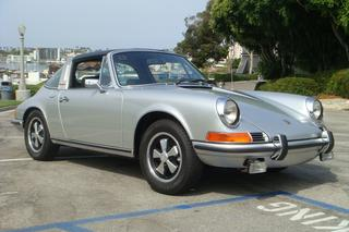 911 1.gen. 2.4 E Targa - Main exterior photo