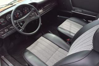 Porsche 911 1.gen. 2.0 S Coupé 125kW-version, 1969 - Primary interior photo