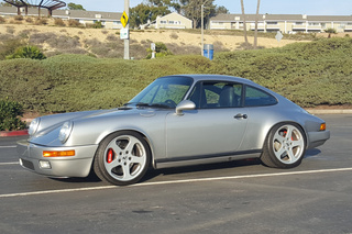 911 G-model Carrera 2.7 Coupé 154kW-version - Main exterior photo