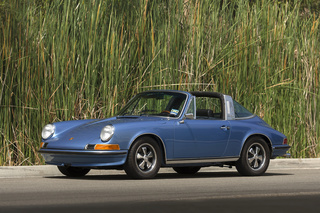 Porsche 911 1.gen. 2.4 S Targa, 1973 - Primary exterior photo