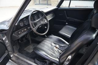 911 1.gen. 2.0 T Coupé - Main interior photo