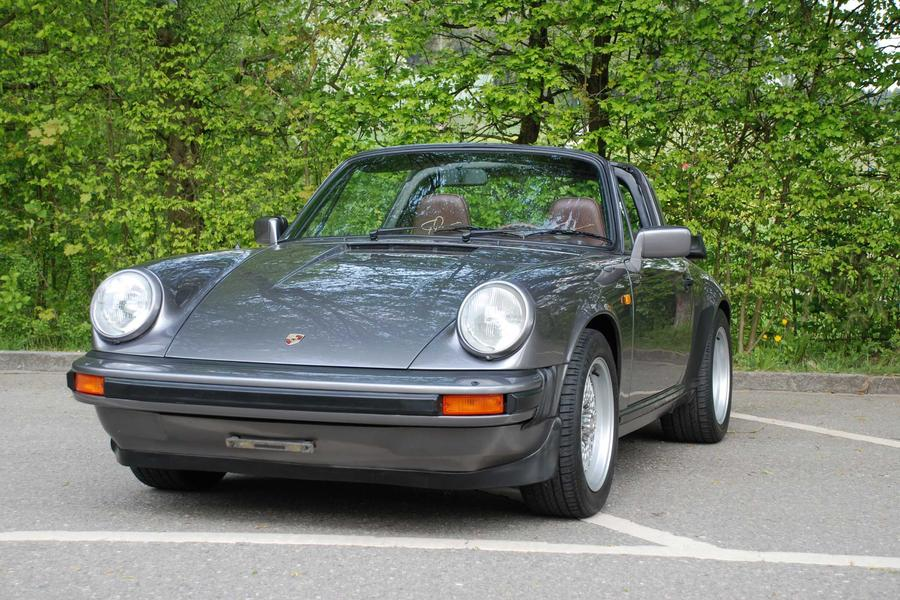 Porsche 911 G-model SC 3.0 Targa Ferry Porsche Edition, 1982 - #1