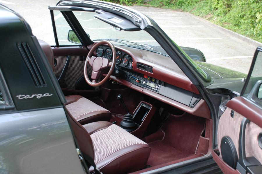 Porsche 911 G-model SC 3.0 Targa Ferry Porsche Edition, 1982 - #2