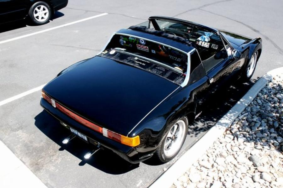 Porsche 914 /6 2.0 M491 racing version, 1970 - #7