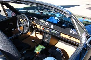 Porsche 914 /6 2.0 M491 racing version, 1970 - Primary interior photo