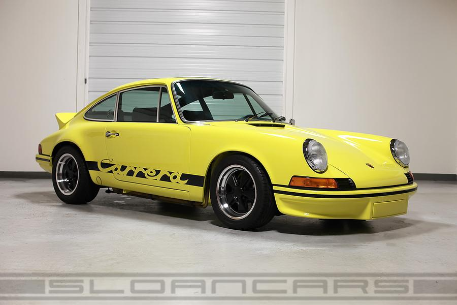 Porsche 911 1 Gen Carrera Rs 2 7 Touring 1973 For Show
