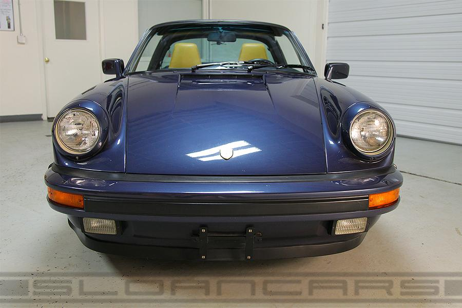 Porsche 911 G-model Carrera 3.2 Targa 160kW-version, 1986 - #6