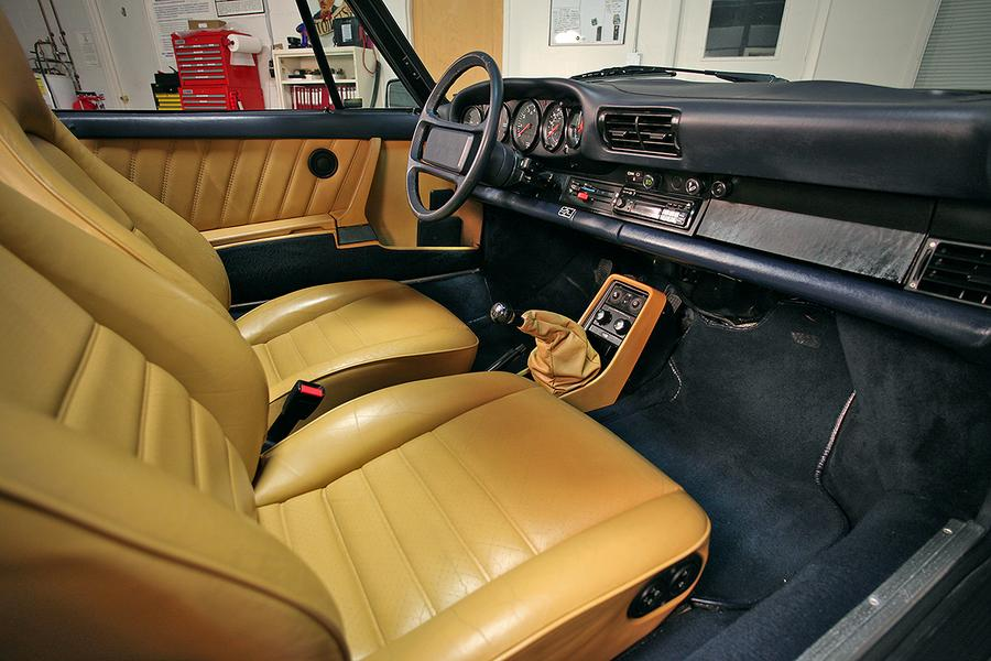 Porsche 911 G-model Carrera 3.2 Targa 160kW-version, 1986 - #10
