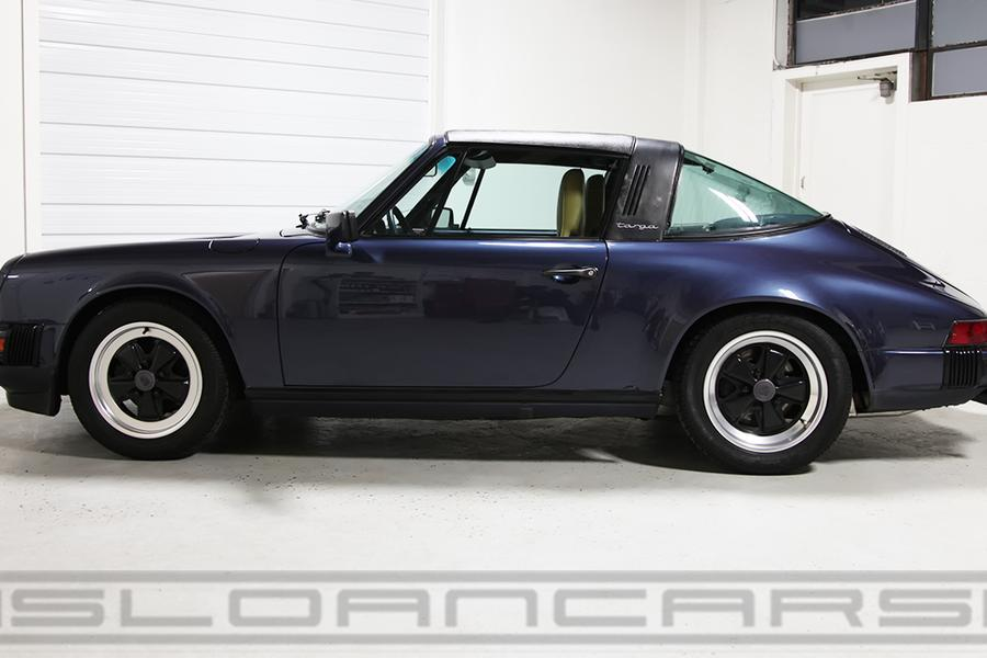 Porsche 911 G-model Carrera 3.2 Targa 160kW-version, 1986 - #3