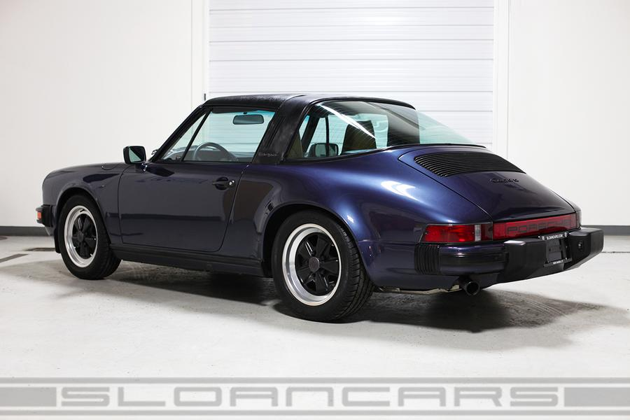 Porsche 911 G Model Carrera 3 2 Targa 160kw Version 1986