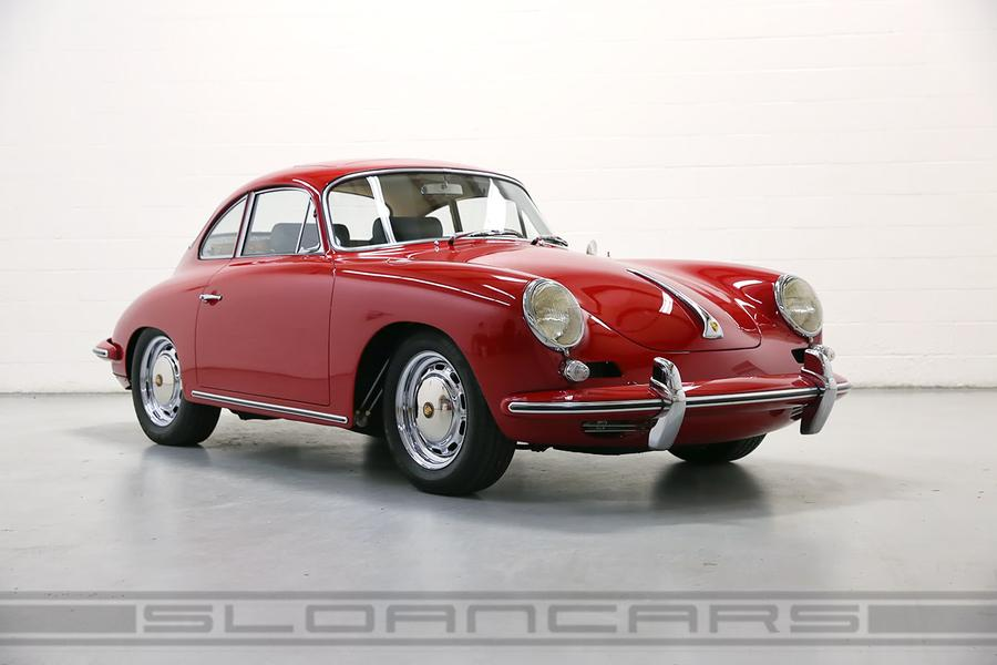 Porsche 356 B T6 2000 Gs Carrera 2 Coup 233 1963 For Show By