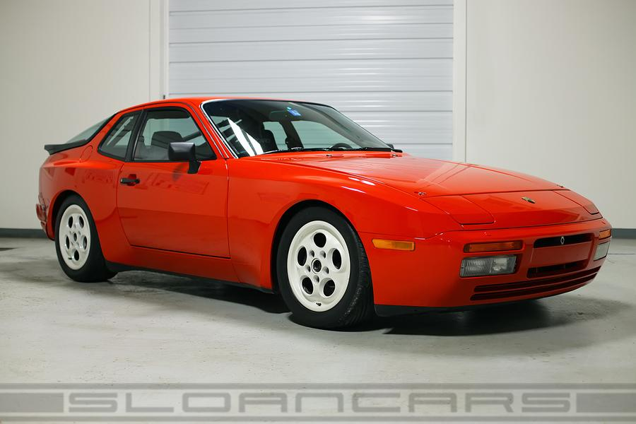 Porsche 944 Parts >> Porsche 944 Turbo Cup, 1988 for show by Sloan Motors, LLC - Stuttcars.com